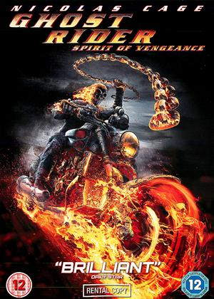 Ghost Rider: Spirit of Vengeance Online DVD Rental