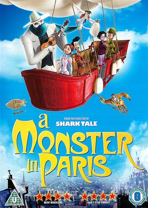 Rent A Monster in Paris (aka Un Monstre à Paris) Online DVD Rental