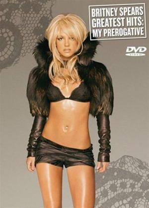Britney Spears: Greatest Hits: My Prerogative Online DVD Rental