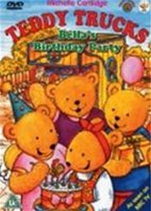 Rent Teddy Trucks: Bella's Birthday Party Online DVD Rental