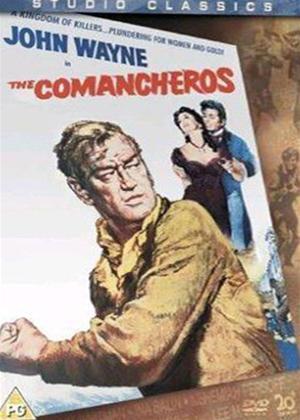 Rent The Comancheros Online DVD Rental