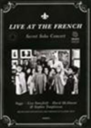 Rent Live at the French: Secret Soho Concert Online DVD Rental
