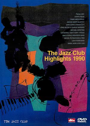 Rent The Jazz Club Highlights 1990 Online DVD Rental
