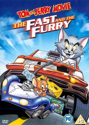 Rent Tom and Jerry Movie: The Fast and the Furry Online DVD Rental