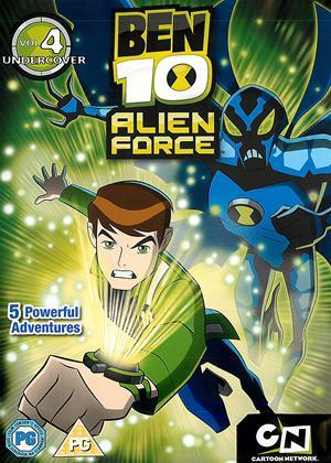 Rent Ben 10: Alien Force: Vol.4 Online DVD Rental