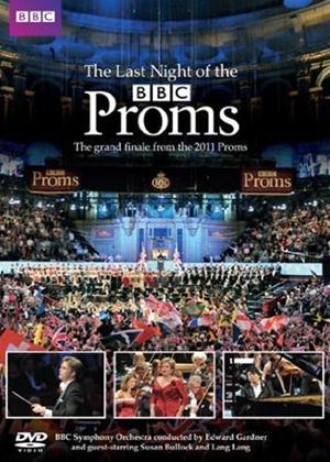Rent Last Night of the Proms 2011 Online DVD Rental