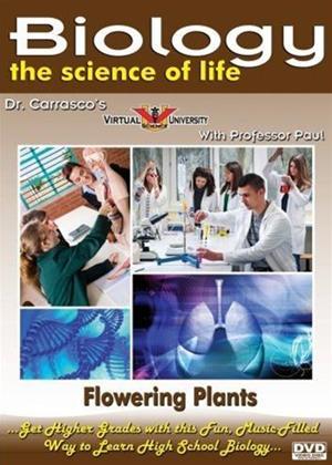 Rent Biology: The Science of Life: Flowering Plants Online DVD Rental