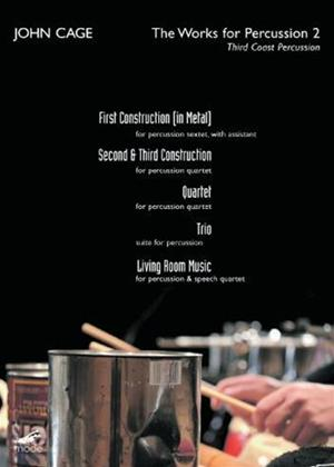 Rent John Cage: The Works for Percussion 2 Online DVD Rental