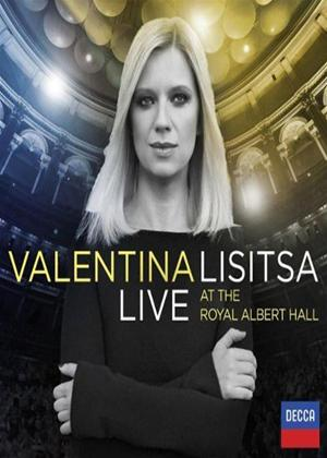 Rent Valentina Lisitsa: Live at the Royal Albert Hall Online DVD Rental