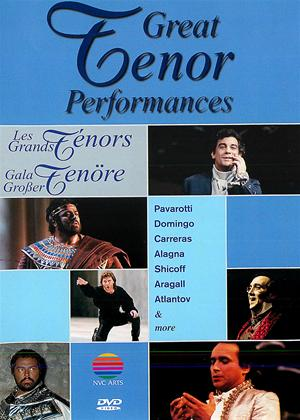 Rent Great Tenor Performances Online DVD & Blu-ray Rental