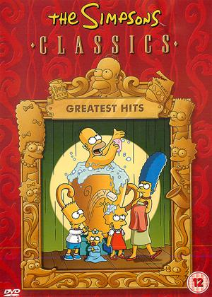 Rent The Simpsons Classics: Greatest Hits Online DVD Rental