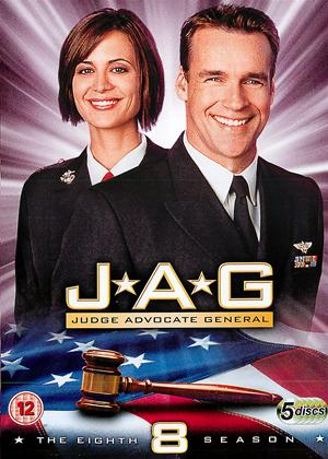 Rent JAG: Series 8 Online DVD Rental