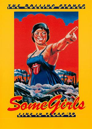 Rent The Rolling Stones: Some Girls: Live in Texas '78 Online DVD Rental