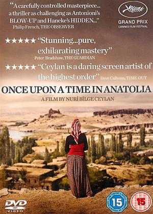 Once Upon a Time in Anatolia Online DVD Rental