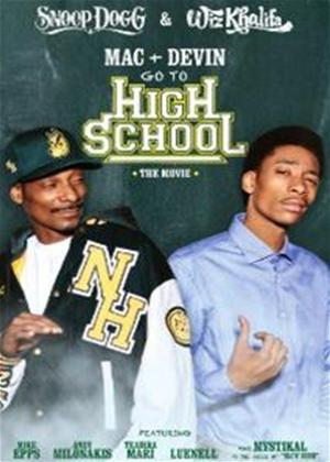 Rent Mac and Devin Go to High School Online DVD Rental