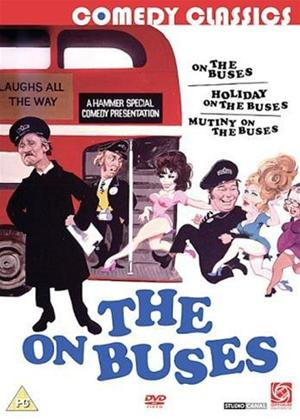 Rent On the Buses: Mutiny on the Buses / Holiday on the Buses Online DVD & Blu-ray Rental