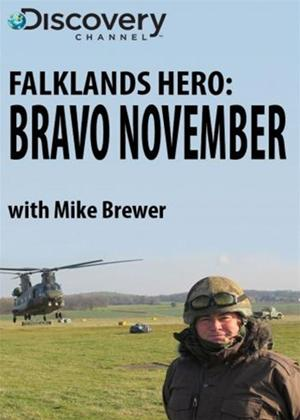 Rent The Falklands: Bravo November with Mike Brewer Online DVD Rental