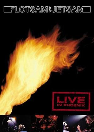 Rent Flotsam and Jetsam: Live in Phoenix Online DVD Rental