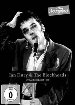 Rent Ian Dury and the Blockheads: Live at Rockpalast 1978 Online DVD Rental