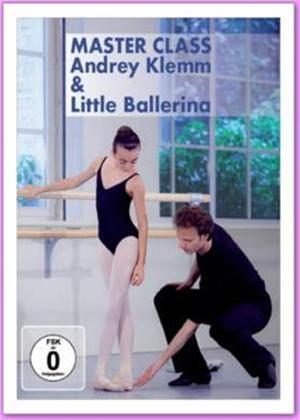 Rent Master Class with Andrey Klemm and Little Ballerina Online DVD Rental