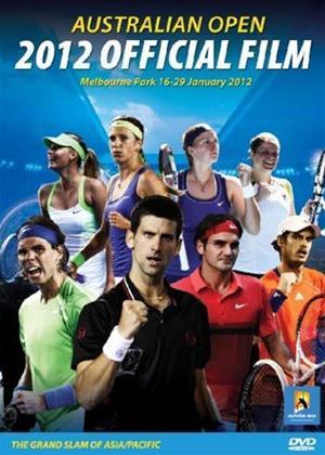Rent The Australian Open 2012: Official Film Online DVD Rental