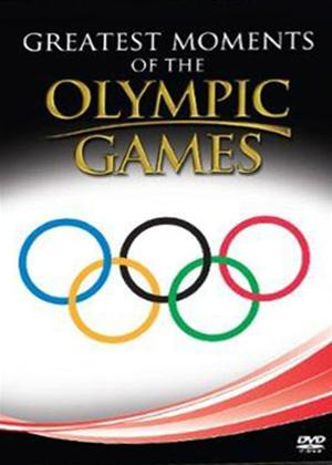 Rent Greatest Moments of the Olympics Online DVD Rental