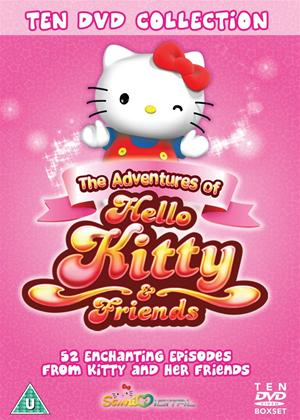 Rent Hello Kitty and Friends: The Adventures Online DVD Rental