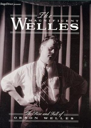 Rent The Magnificent Welles Online DVD Rental
