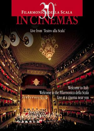 Rent Filarmonica della Scala: Live from Teatro alla Scala Online DVD Rental