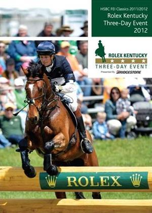 Rent Rolex Kentucky Three-Day Event: 2012 Online DVD Rental