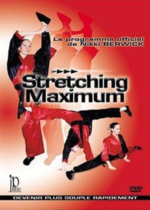 Rent Maximum Stretching: Nikki Berwick's Official Program Online DVD Rental