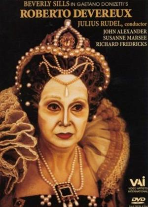 Rent Donizetti: Roberto Devereux: Filene Center Online DVD Rental