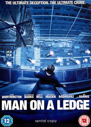 Rent Man on a Ledge Online DVD Rental