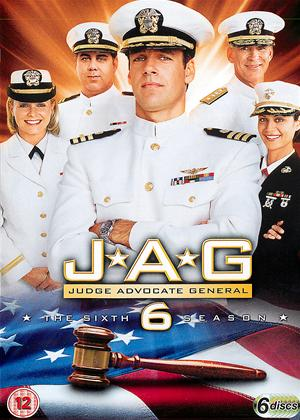 Rent JAG: Series 6 Online DVD Rental