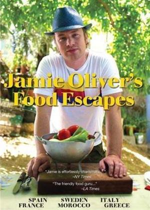 Rent Jamie Oliver's Food Escapes Online DVD Rental