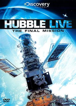 Rent Hubble Live: The Final Mission Online DVD Rental