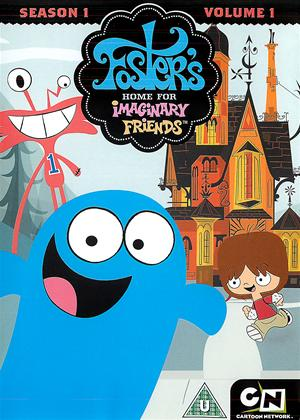 Rent Foster's Home for Imaginary Friends: Series 1: Vol.1 Online DVD Rental