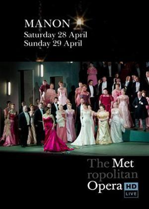 Rent Manon: Metropolitan Opera (Luisi) Online DVD Rental