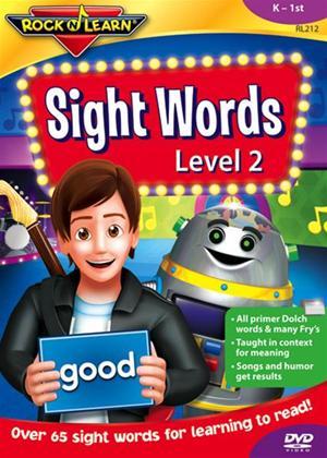 Rent Rock N Learn: Sight Words: Level 2 Online DVD Rental