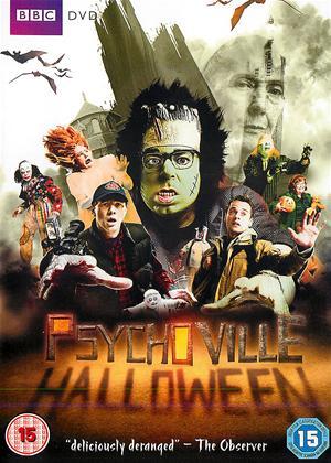 Rent Psychoville: Halloween Special Online DVD Rental