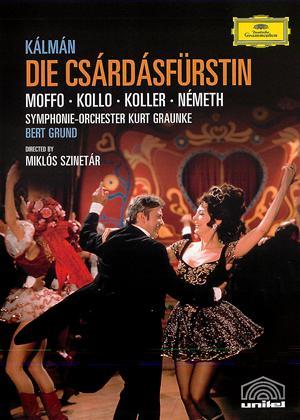 Rent The Csardas Princess (aka Die Csardasfurstin) Online DVD Rental