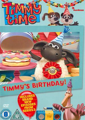 Rent Timmy Time: Timmy's Birthday Online DVD Rental