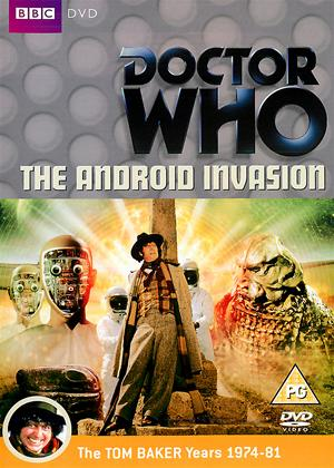 Rent Doctor Who: The Android Invasion Online DVD Rental