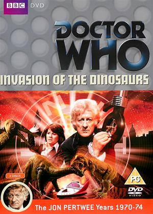 Doctor Who: Invasion of the Dinosaurs Online DVD Rental