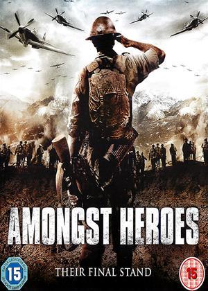 Rent Amongst Heroes Online DVD Rental