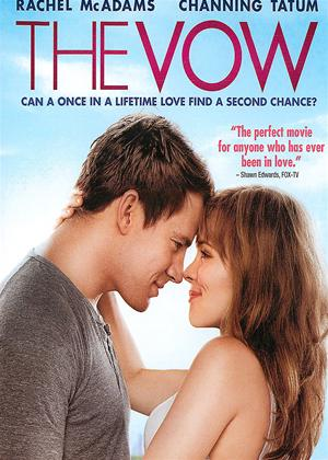 Rent The Vow Online DVD Rental
