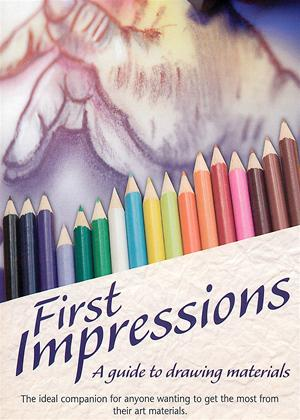 Rent First Impressions: A Guide to Drawing Materials Online DVD Rental