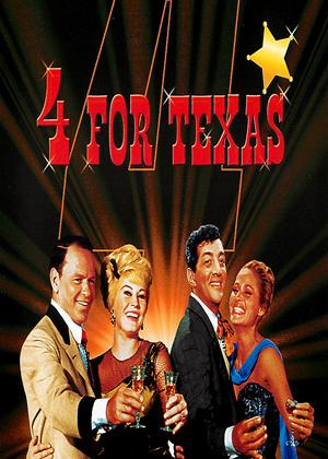 Rent 4 for Texas Online DVD & Blu-ray Rental