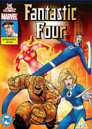 Rent Fantastic Four: Series 2 Online DVD Rental