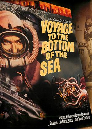 Rent Voyage to the Bottom of the Sea Online DVD Rental